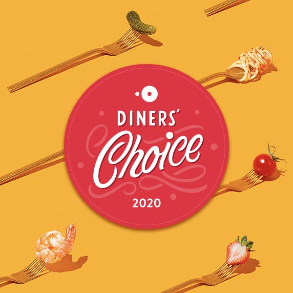 Diner's Choice Award 2020
